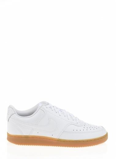 Nike Erkek Beyaz Sneakers CD5463 - 105 Court Vision Low Beyaz